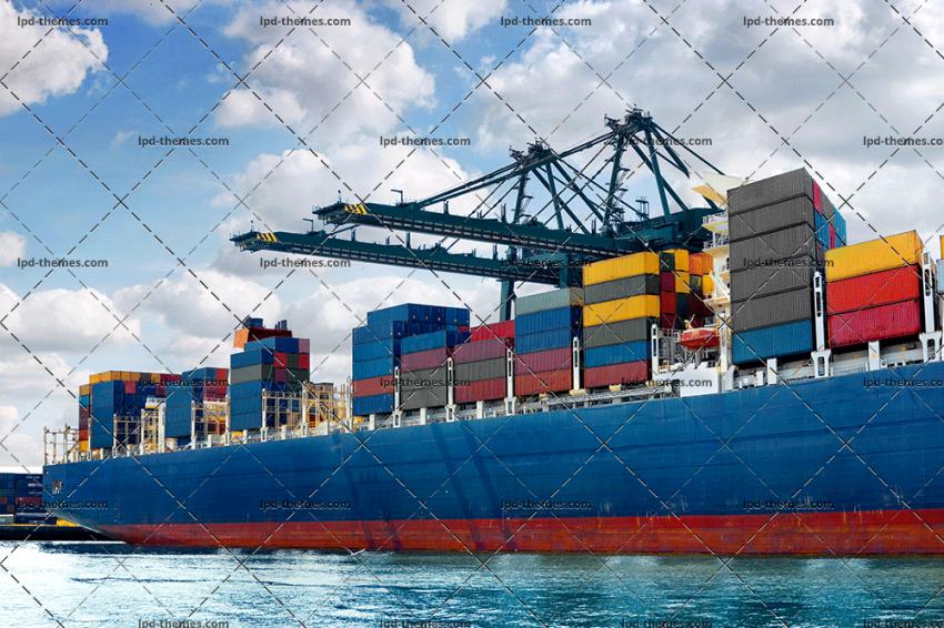 Sea Cargo Cranes